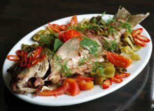 Cách làm cá chép hấp gừng sả thơm ngon bổ dưỡng