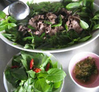 Cách làm món thịt bò xào lá giang lạ mà ngon