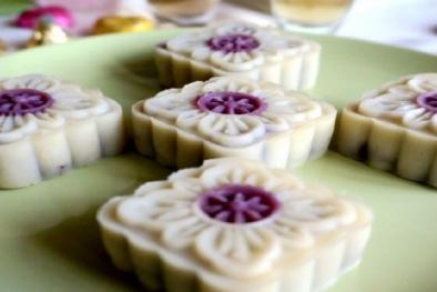 Cách làm bánh dẻo nhân khoai lang tím độc lạ cực hấp dẫn