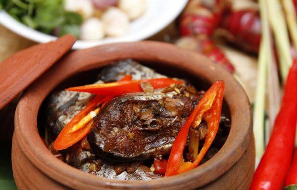 Cách làm món cá kho làng Vũ Đại ngon chuẩn vị