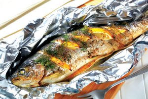 Cách làm món cá lóc nướng giấy bạc thơm ngon