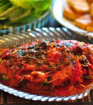 Cách làm cá chiên sốt chua ngọt lạ miệng mà lại cực ngon