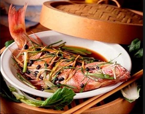 Cách làm cá diêu hồng hấp tàu xì thơm ngon không thể cưỡng lại