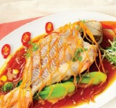 Cách làm cá hấp xì dầu bằng lò vi sóng ngon mê ly