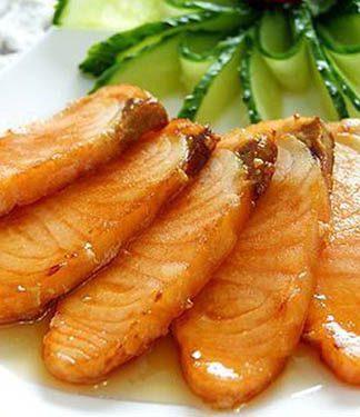 Cách làm cá hồi chiên thơm ngon bổ dưỡng