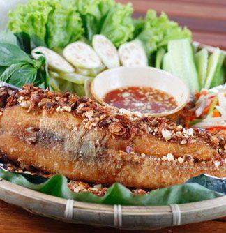 Cách làm cá lóc chiên giòn thơm ngon hấp dẫn chuẩn vị người dân Nam Bộ