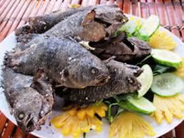 Cách làm cá rô rang muối đặc sản miền Tây
