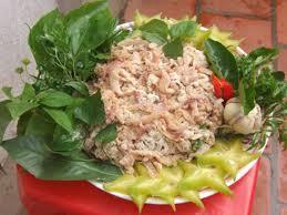 Cách làm gỏi cá trắm chuẩn vị người dân tộc Thái