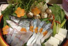 Cách làm lẩu cá vược món ngon nóng hổi ngày lạnh