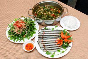 Cách làm lẩu cá kèo rau đắng ăn rồi nhớ mãi không quên