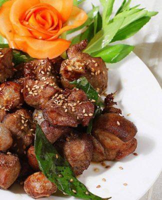 Cách làm thịt dê nướng mọi thơm nức cả xóm