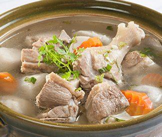 Cách nấu canh vịt nấu bầu khô thơm ngon