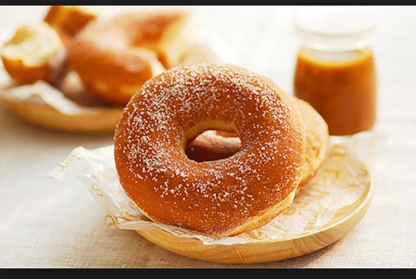 Cách làm bánh Donut