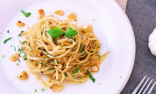 Mì spaghetti là món ăn yêu thích của nhiều người