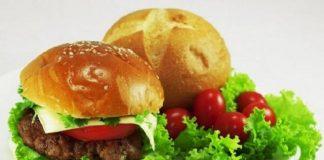 Hamburger chay