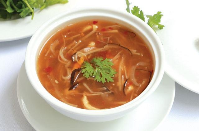 Súp là món ăn được nhiều người ưa chuộng