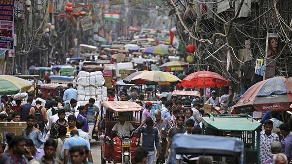 Dân số Ấn Độ bao nhiêu?