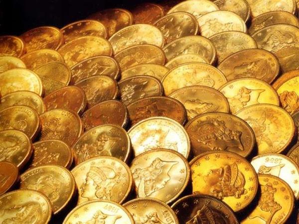 Ngoài tiền giấy, Ấn Độ còn sử dụng tiền kim loại (tiền xu)