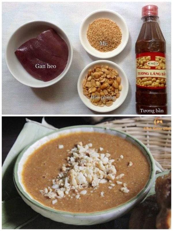 Cách làm bột bánh xèo Huế
