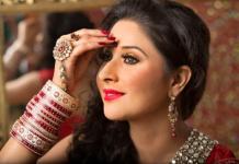 """Dấu chấm đỏ giữa trán của người phụ nữ Ấn Độ còn là một khái niệm """"nốt ruồi may mắn"""""""