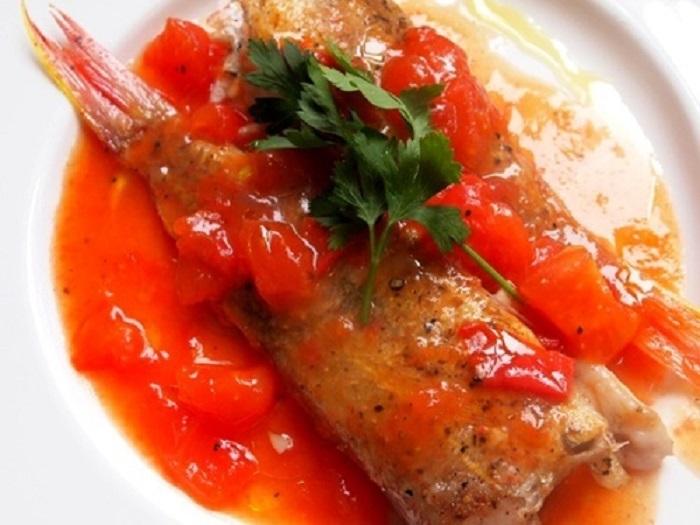 cách làm món cá phèn sốt cà chua